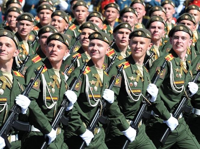 Military Parade on Red Square - Kremlin.ru