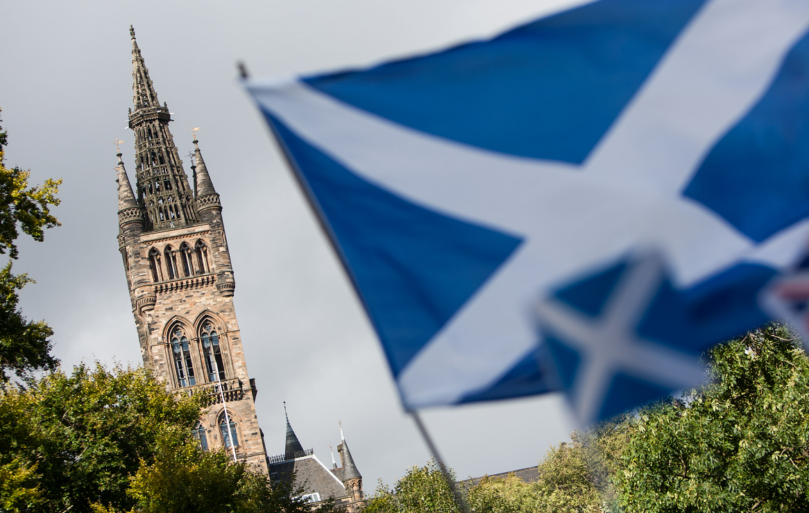 Why Scotland looks like the canary in the independence coal mine