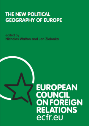 Cover: The new political geography of Europe