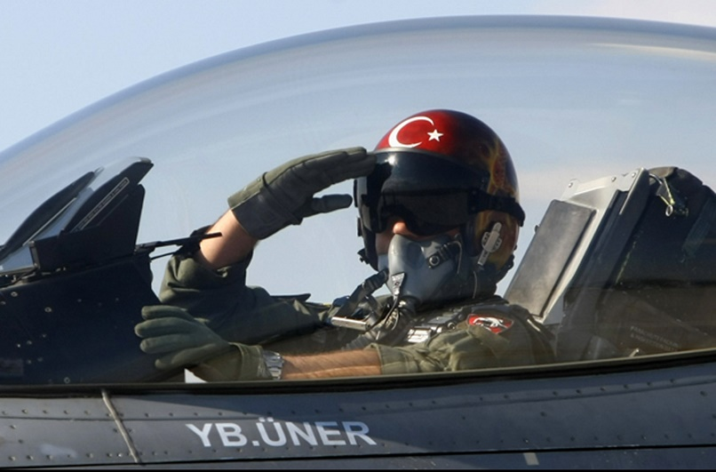 Ankara's risky offensive