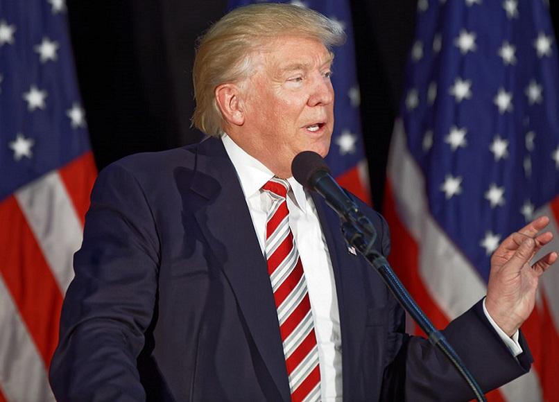 Trump souhaite que les Etats-Unis cessent d'être le gendarme du monde