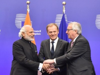 What India thinks of Europe