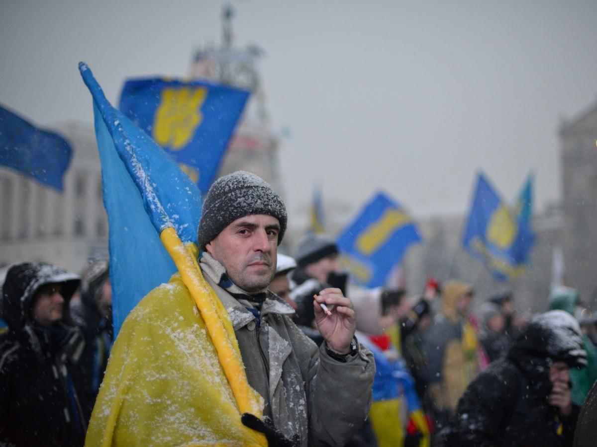 Ukraine's rising Euroscepticism