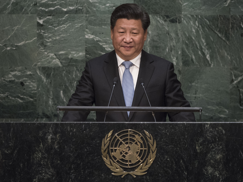 China's incomplete investments in the UN