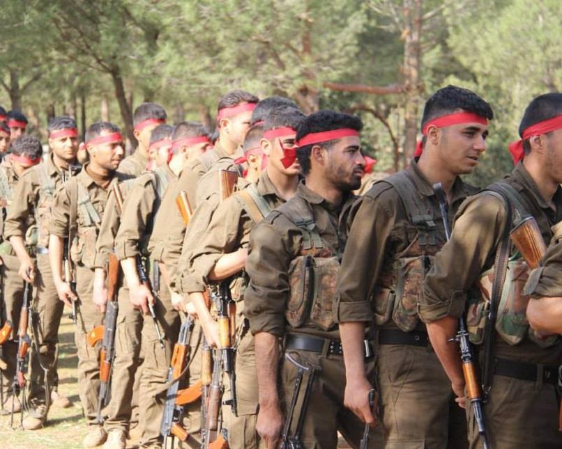 Turkish-Kurdish race to seize ISIS territory