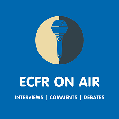 ECFR on air podcast cover
