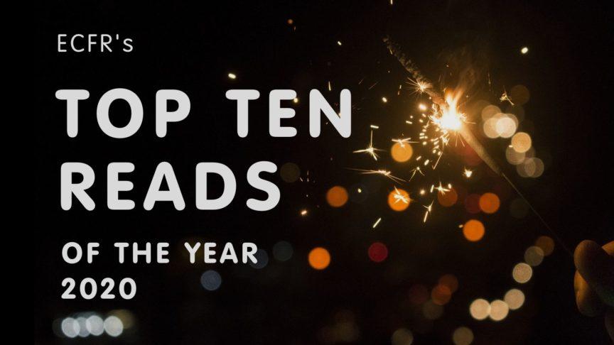 Top ten reads of 2020