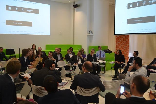 Madrid - Brainstorming Sessions - Europe's digital power
