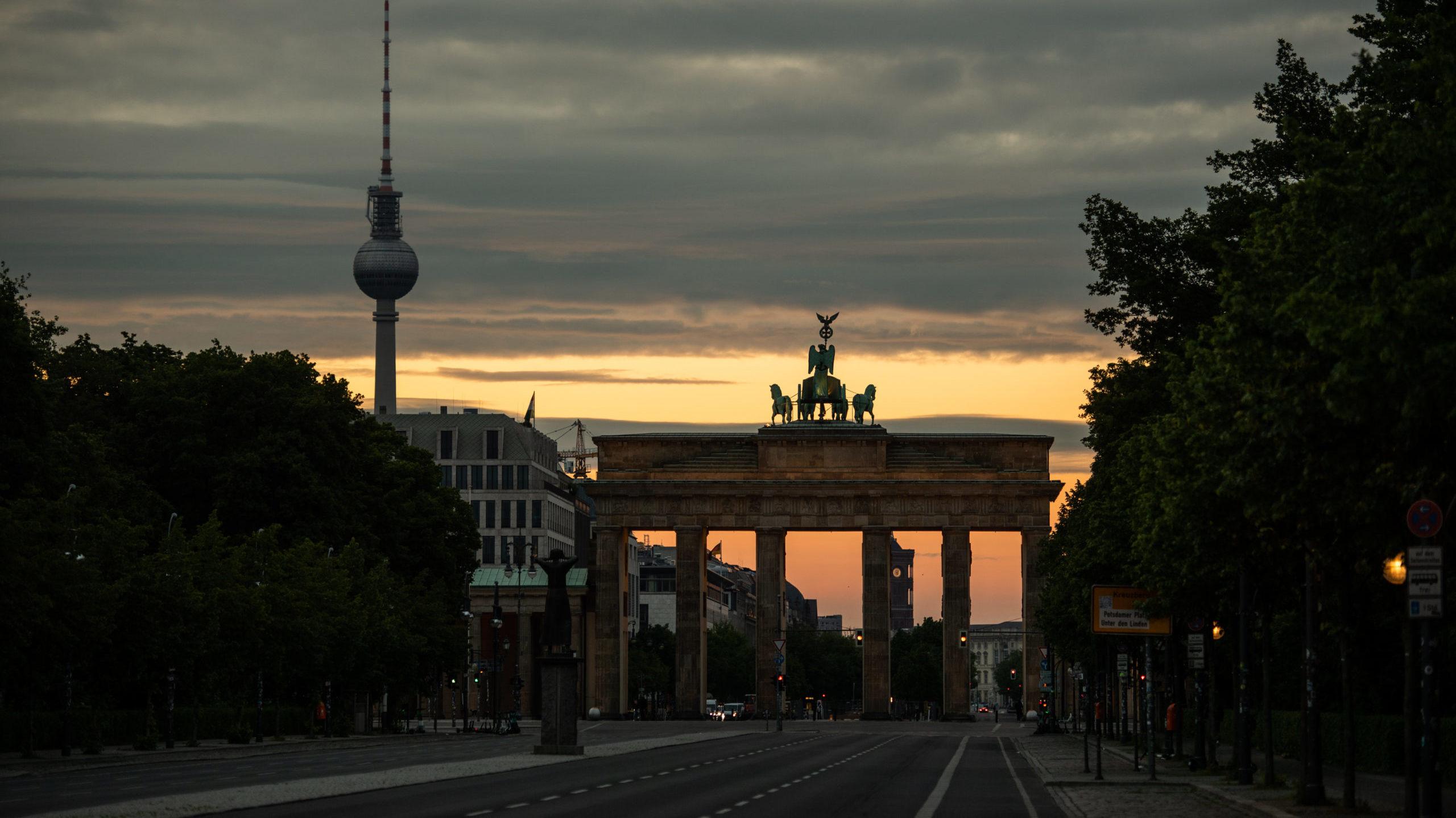 being single in berlin