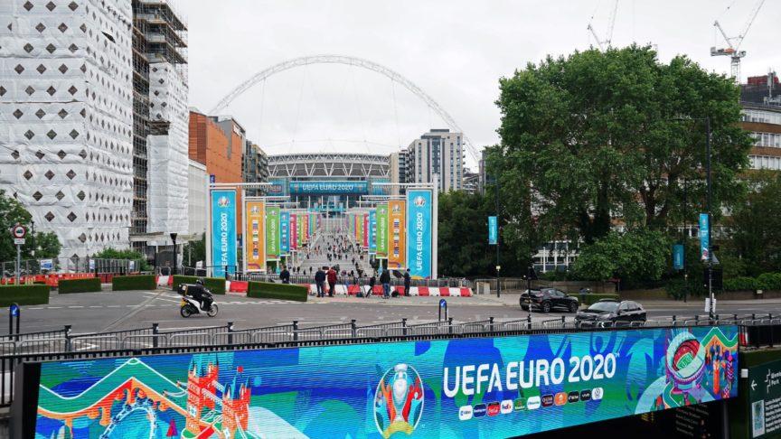Euro 2020 banner
