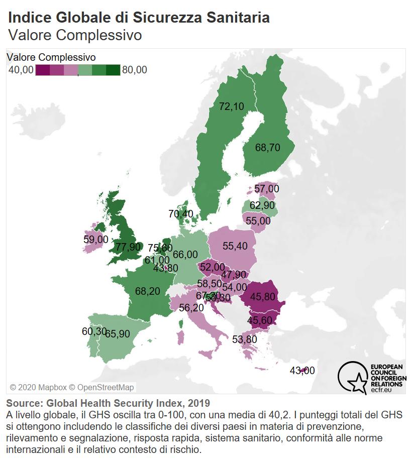 """""""Bisogna puntare alla sovranità sanitaria europea: solo con strategie comuni si può fronteggiare un'altra pandemia"""""""