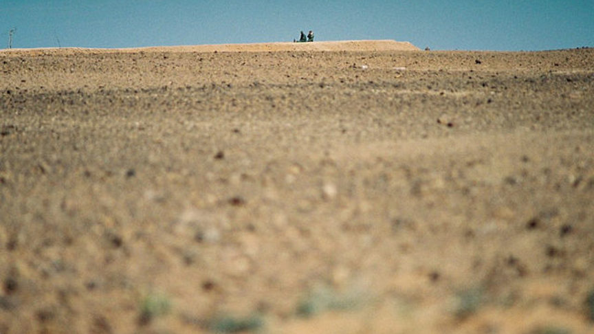 The Berm, Western Sahara