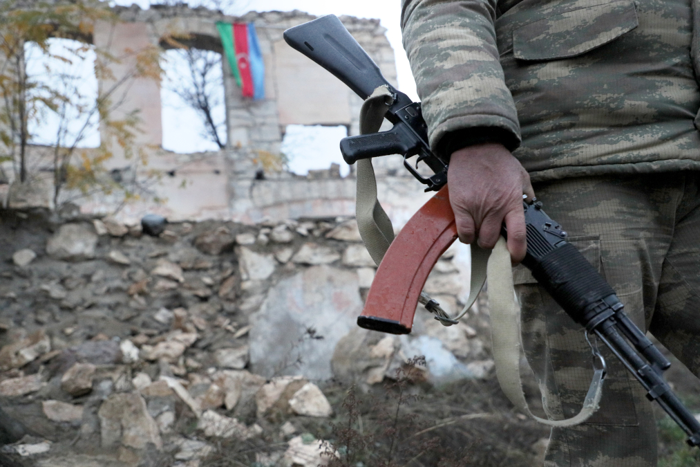 Military lessons from Nagorno-Karabakh: Reason for Europe to worry