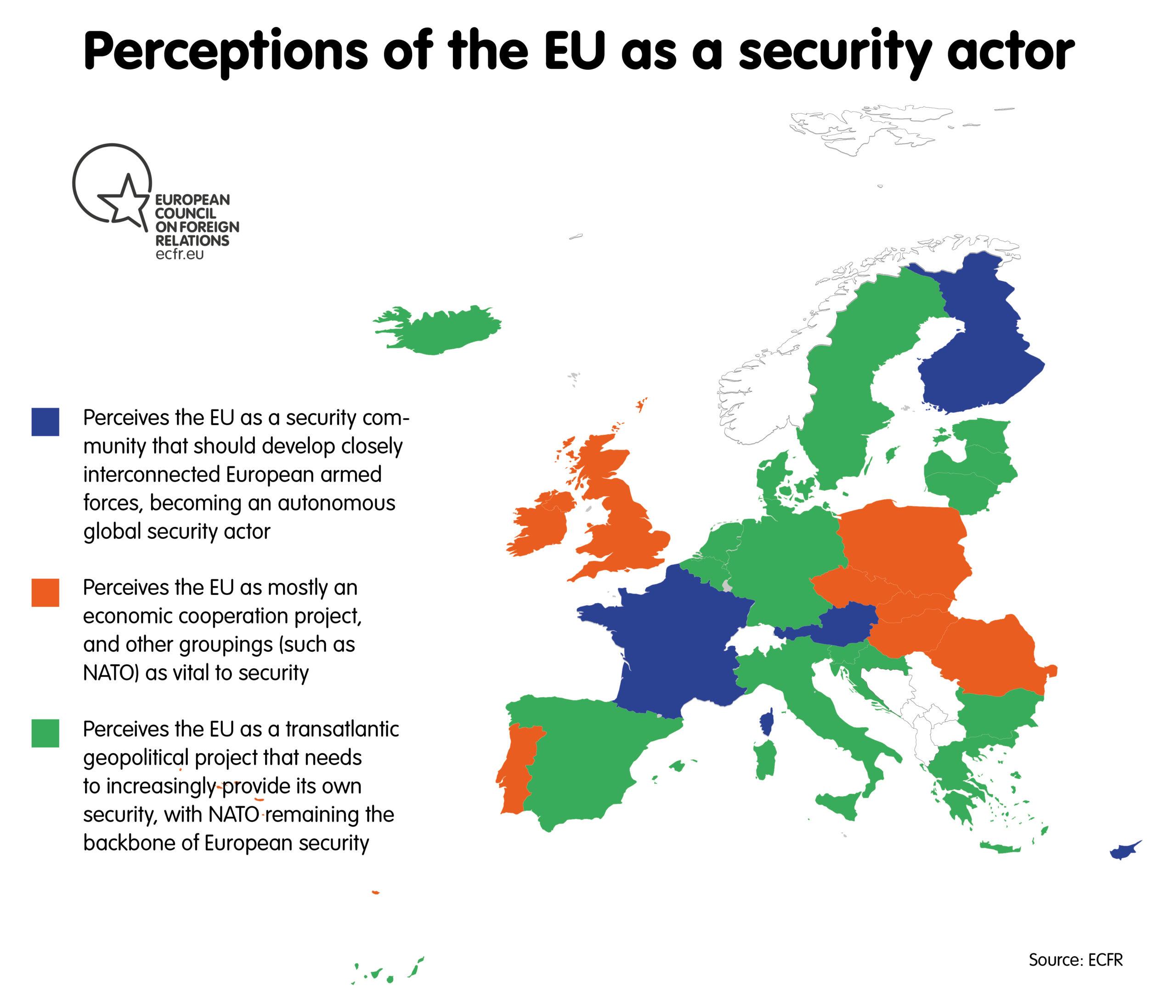 Unidos en la seguridad - ¿Hacia un sistema europeo de defensa mutua?